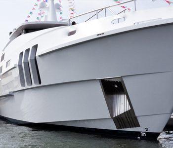 yacht class inspection