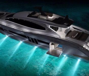 yacht lights